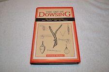 METAL DETECTING BOOK ~ THE ART OF DOWSING ~ DOWSING BOOK ~ NEW OLD STOCK