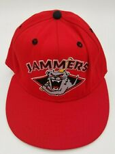 Vintage Jamestown Jammers Pro-Line Fitted Hat Deadstock Rare 6 7/8 90s Defunct