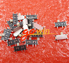 20Pcs Slide Power Off/On Panel Pcb Mini Smd Switch Spm