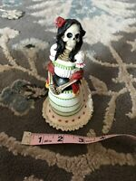 Summit collection Day of the dead figurine