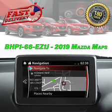 Latest 2018 2019 Mazda3 Mazda6 CX3 CX5 Navigation SD CARD BHP1 66 EZ1J USA / CAN