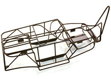 C26979BLACK Integy Realistic Steel Roll Cage for Axial 1/10 Wraith Rock Racer