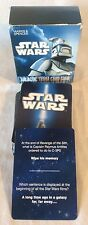 Star Wars Episode I To VI Galactic Trivia Card Game By Marks & Spencer