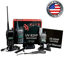 Handheld Radio Scanner Digital 2-Way Antenna Transceiver Police Fire Portable US