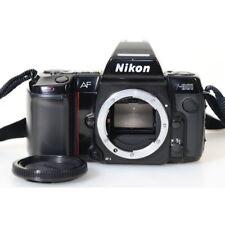 Nikon F801 35mm Cámara Reflex/ Carcasa/ Body