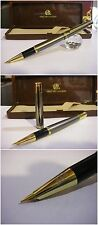 Stilografica HERO Gray Flute 285 fountain pen - stylo Nib F