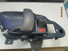 95 96 97 98 CHEVY GMC TRUCK 95-99 Suburban TAHOE INSIDE DOOR HANDLE Left BLUE