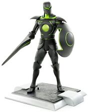 """DC Direct Justice League Alex Ross ARMORED GREEN LANTERN 7"""" Action Figure 2007"""