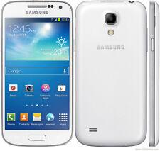 TOUT NOUVEAU SAMSUNG GALAXY S4 Mini 8GB débloqué LTE 4G NFC BLANC SMARTPHONE