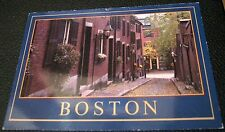 United States Boston Beacon Hill Acorn Street 9034 Impact - unused