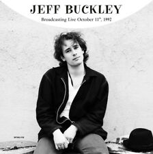Jeff Buckley Broadcasting Live in 1992 NEW SEALED 180g LP