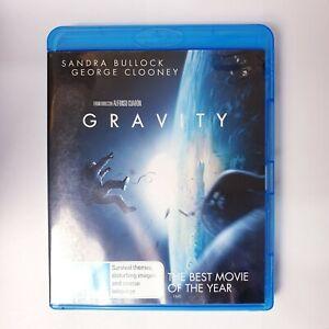 Gravity Bluray Movie - Free Post Blu-ray Fantasy Space Scifi