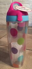 3C4G Three Cheers For Girls Dots Water Bottle
