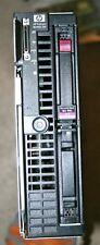 HP ProLiant BL460c G6 E5540 2x 2.53ghz Xeon blade server 16gb RAM 507779-B21