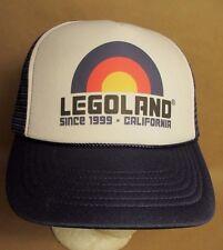 Legoland Hat Cap Snapback Trucker California Legos USA Printed Unisex New