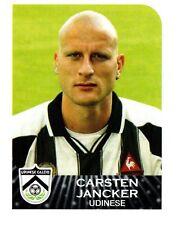 Panini Calciatori 2002/03 n. 448 UDINESE JANCKER DA BUSTINA!!