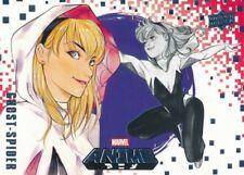 #82 GHOST SPIDER 2020 Upper Deck Marvel Anime SPIDER-GWEN