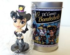 DC Comics Lil Bombshells Series 2 Cryptozoic Vinyl Figure - Zatanna