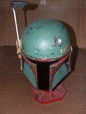 STAR WARS BOBA FETT HELMET RETURN OF THE JEDI FULLY WEARABLE WITH INNER FOAM