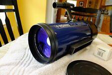 Konus Optical Tube 130mm 2000mm Maksutov Cassegrain  90 degree flip minor issue