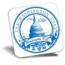 Awesome Fridge Magnet - Washington D.C. United States Cool Gift #5752