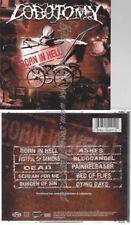 CD--LOBOTOMY--    BORN IN HELL
