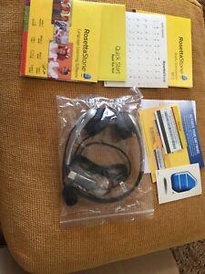 Rosetta Stone Arabic Level 1 Version 3 SOFTWARE + Audio Companion  New No Box