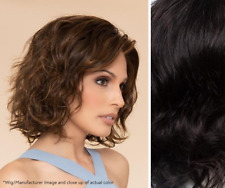Imperfect ellen wille Girl Mono Wig - Synthetic Lace - Color 4.2 Espresso Rooted