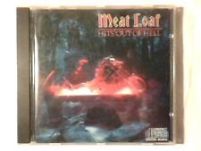 MEAT LOAF Hits out of hell cd HOLLAND COME NUOVO LIKE NEW!!!