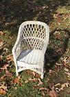 Vintage Wicker Child s Antique Chair