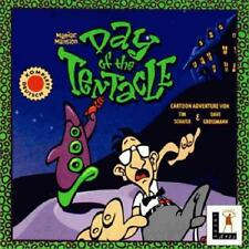 Maniac Mansion Day of the Tentacle con idioma cmpleto alemán.