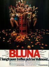 BLUNA-LIMETTE-1971-Reklame-Werbung-genuine Advert-La publicité-nl-Versandhandel