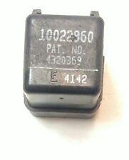 GP Sorensen MR9 A//C Compressor Control Relay 4 PIN PRONG