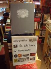 Merveilles des châteaux de Normandie Réalités Hachette 1987 [réimpression 1966]