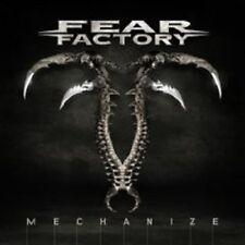 "FEAR FACTORY ""MECHANIZE"" CD 10 TRACKS NEU"