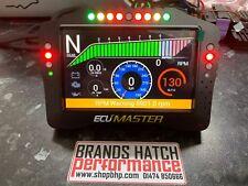 """ECUMASTER 5"""" ADU Dash Display Compatible Syvec Motec DTA Link ECU Megasquirt"""