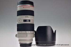 ** MINT ** Canon EF 70-200mm f/2.8 L USM