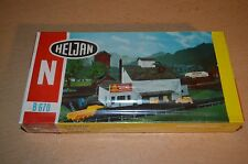 Heljan N Scale Kit #B 670 Grain Mill NEW SEALED