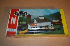 Heljan N Scale Kit #B 670 Grain Mill NEW SEALED