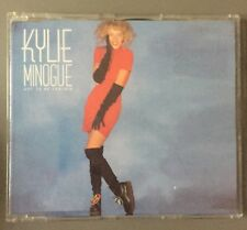"KYLIE MINOGUE - GOT TO BE CERTAIN - RARE CD MINI SINGLE - 3 TRACKS - 3"" INCH"