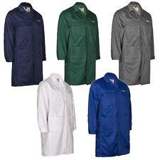 Work Coat Work Smock Work Suit Laboratory Apron Work Coat Men's Coat