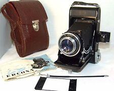 Zeiss Ikon VEB: ERCONA,NOVONAR-ANASTIGMAT 4,5/110mm.V Lens,6x6cm.,6x9 120mm.film