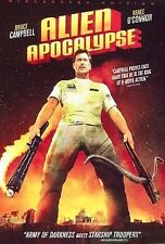 Alien Apocalypse (DVD, 2007) Bruce Campbell  BRAND NEW
