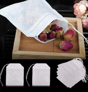Strong Empty Tea Bags For Tea, Spice & Herbal Powder 10-400pcs UK SELLER