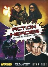 ACTION HEROES COLLECTION  3 DVD  COFANETTO  AZIONE