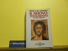 ART L1807 LIBRO IL NUOVO TESTAMENTO - 1998