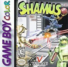 Shamus (Nintendo Game Boy Color, 1999)