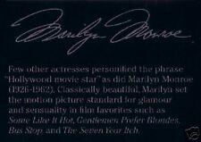 [W] USA 1995 Marilyn Monroe 1v x20 Stamps FP Mint NH
