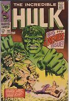 The Incredible Hulk #102 Ungraded Premiere Issue NM - Origin Retold