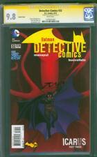 Batman Detective Comics 32 CGC SS 9.8 Joe Quinones signed 2014 Variant cover